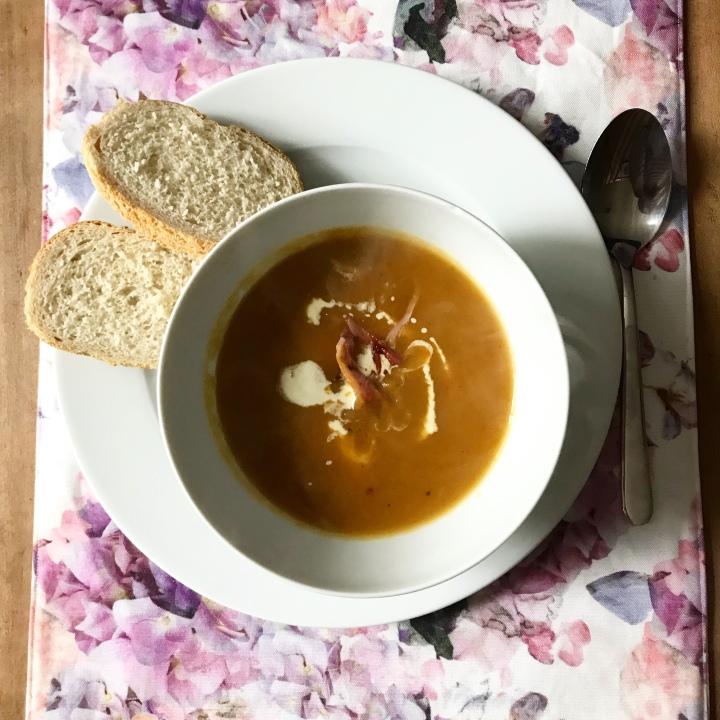 Simple Autumn Soup